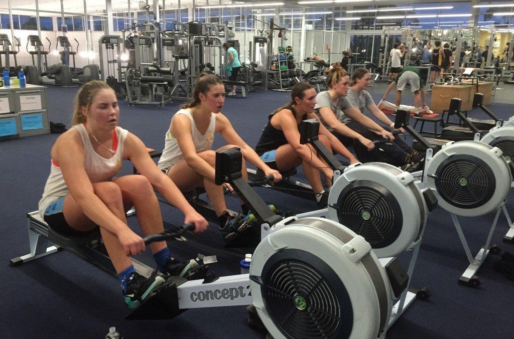 Girls Rowing OGGU