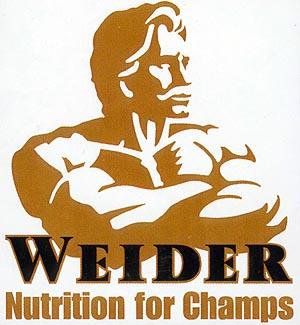 Weider logo nutrition