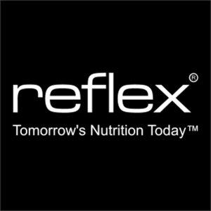 Reflex nutrition logo noir