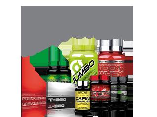scitec nutrition logo et produit