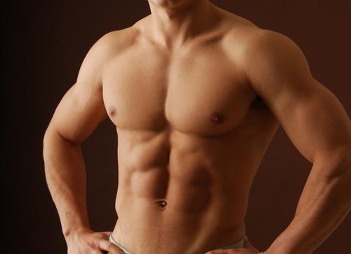 muscle sain avec bon dosage en protéine