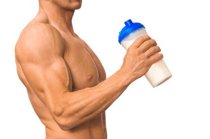 boisson protéinée pour vos muscles