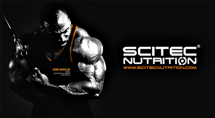 scitec nutrition musculation