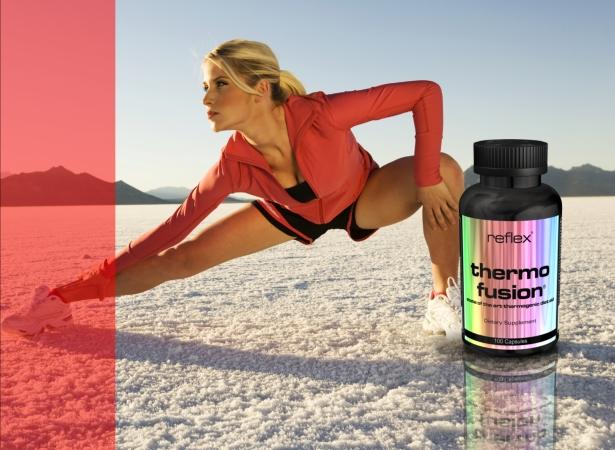 Thermofusion de Reflex nutrition