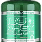 100% WHEY ISOLATE Scitec