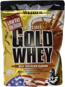 Weider Gold Whey Poudre protéinée
