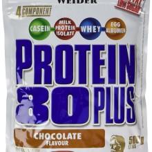 Weider Protéines en poudre Protein 80+