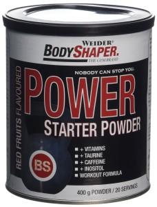 WEIDER Power Starter
