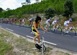 Vélo d'appartement, vélo d'intérieur, vélo se spinning