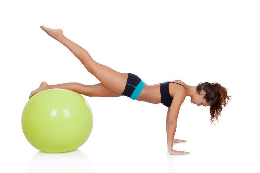ballon-pilates-exercice