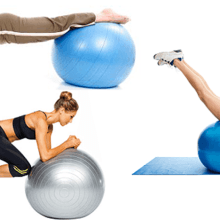 exercices-pilates-ballon-gym-douce