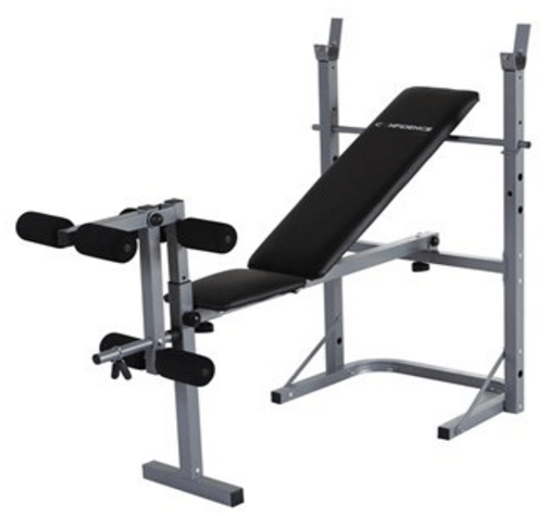 banc de musculation ajustable Confidence Fitness