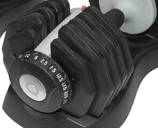 halteres EZ 25 kg test