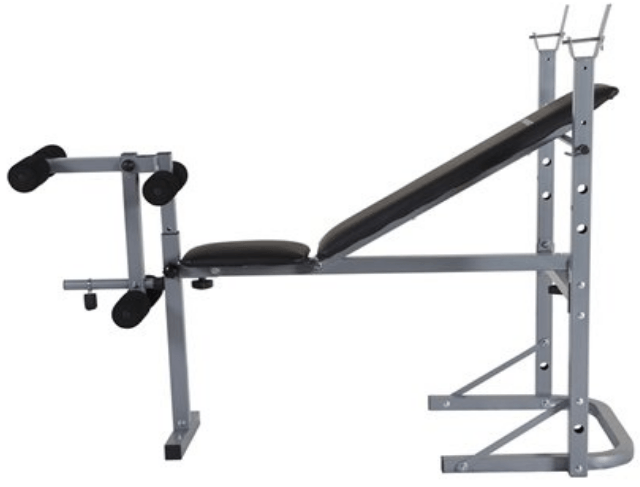 test banc de musculation ajustable Confidence Fitness