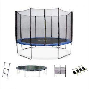 trampoline alice garden saturne