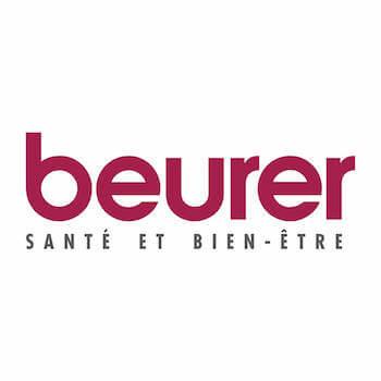 beurer logo marque electrostimulation