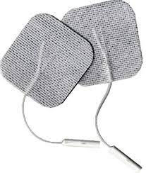électrodes gris pour électrostimulateur